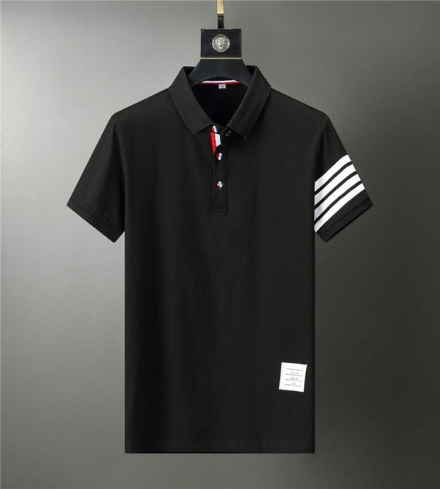 Summer solid Polo Shirt - Junitas Online Store