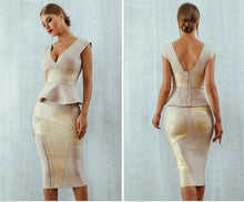Load image into Gallery viewer, Summer Women Bodycon Set - Junitas Online Store