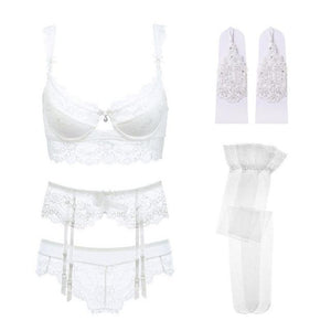 Varsbaby sexy lace push up bra sets - Junitas Online Store