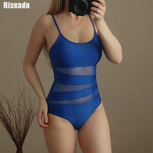 Load image into Gallery viewer, Vintage One Piece Swimsuit - Junitas Online Store