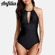 Load image into Gallery viewer, Women High Neck One Piece - Junitas Online Store