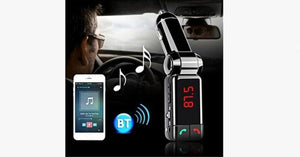 Bluetooth Car Adapter - FREE SHIP DEALS