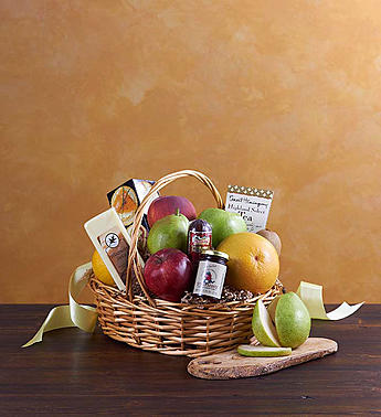 Fruit & Gourmet Basket (LFG)