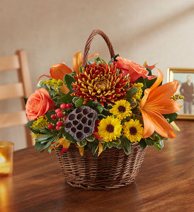 Fall Basket (FB8)