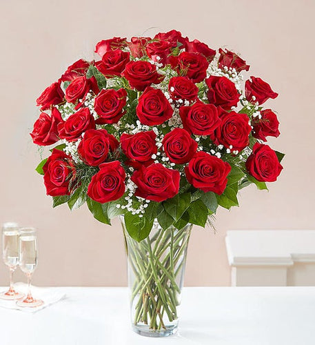 Three Dozen Roses (36R)