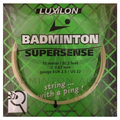 Luxilon supersense