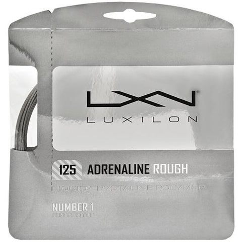 Luxilon ADRENALINE ROUGH