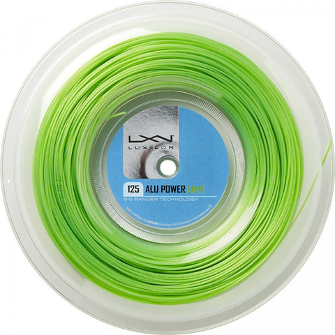 Luxilon ALU POWER Lime