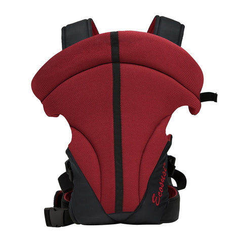 Breathable Front and Back Baby Carrier