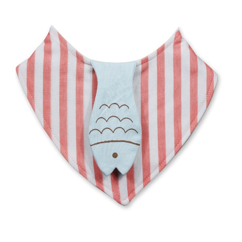 Cartoon Children Triangular Baby Bib