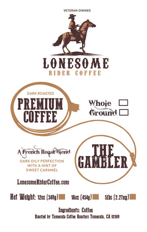 The Gambler (French Roast)