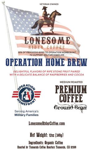 Operation Home Brew (Uganda Sipi Falls)