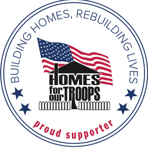 Homes For Our Troops Blend