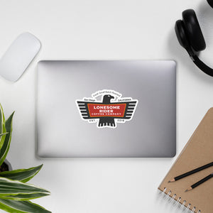 Thunderbird stickers