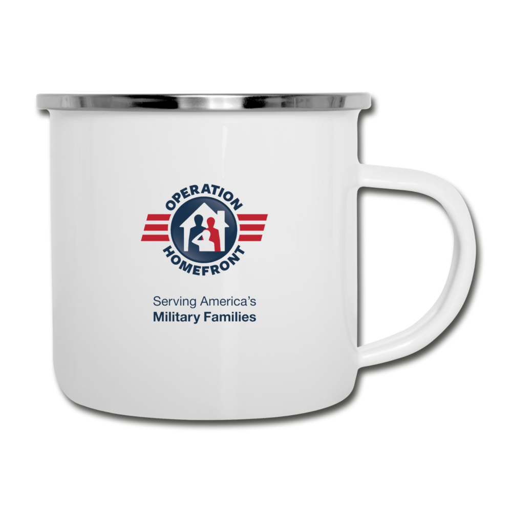 Operation Support Camper Mug - white
