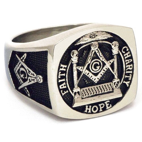 Increasingly about masonic rings to show the fondness
