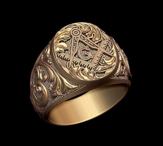 Shop masonic rings for your ladies