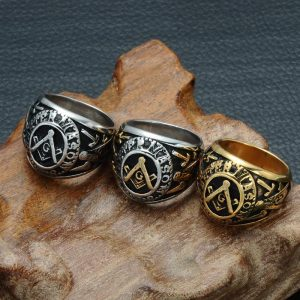 Masonic rings – Reflection of honesty and quality