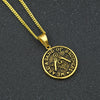 "Freemason Necklace ""We are a band of brothers"""