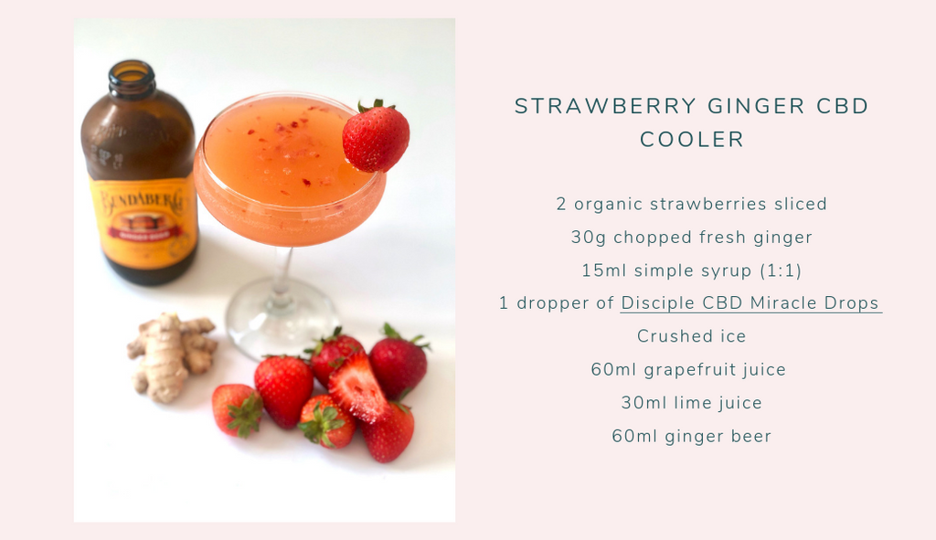 strawberry-ginger-cbd-mocktail
