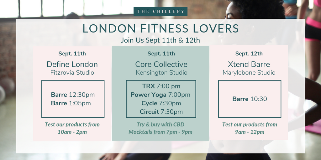 london-fitness-event