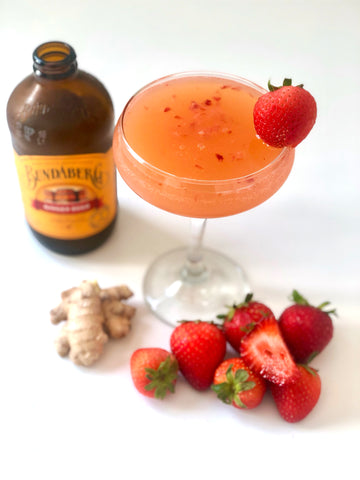 strawberry-ginger-cooler