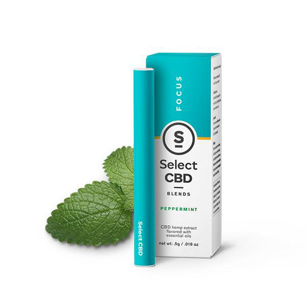 Select CBD Vape Pen Peppermint