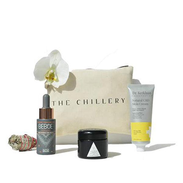 CBD Products for the The Chillery CBD Beauty Starter Kit
