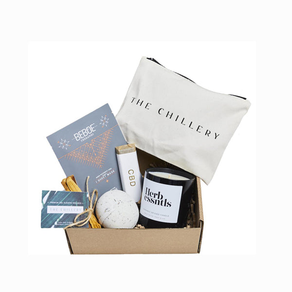 The Chillery CBD Self Care Kit