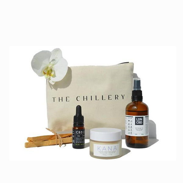 The Chillery CBD Sleep Starter Kit