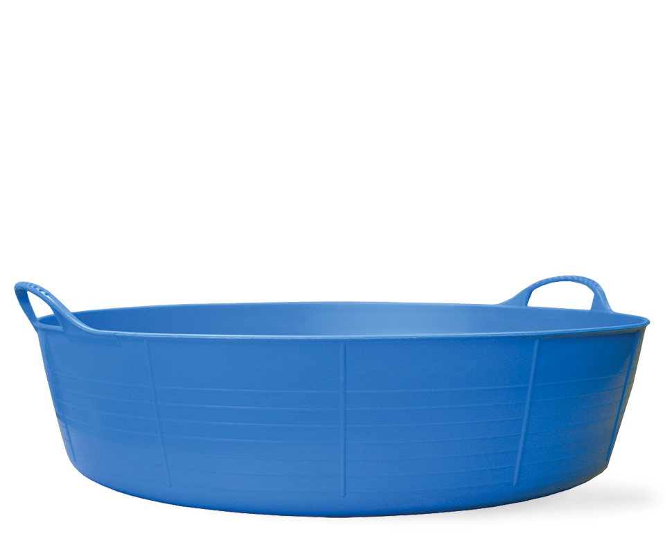 Large Shallow Gorilla Tub® 9.2 GAL - Red Gorilla USA
