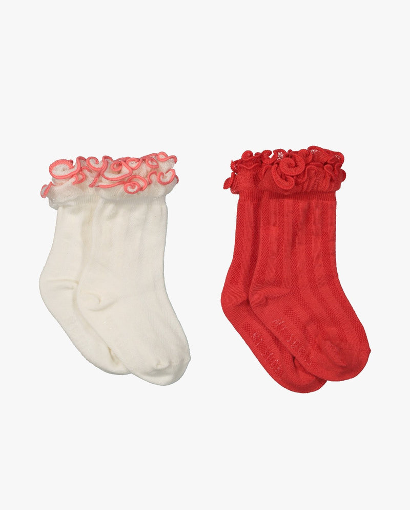 [Out of Stock] [SET] Candy Cane Socks
