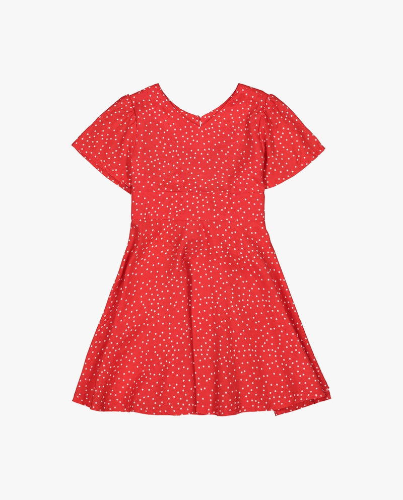 [Out of Stock] Dot Print Dress