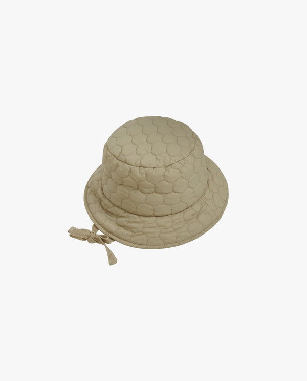 [Out of Stock] Quilted Bucket Hat