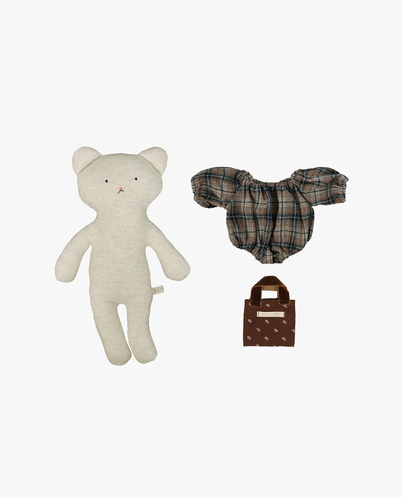 [Out of Stock] [SET] Huggable Doll Set