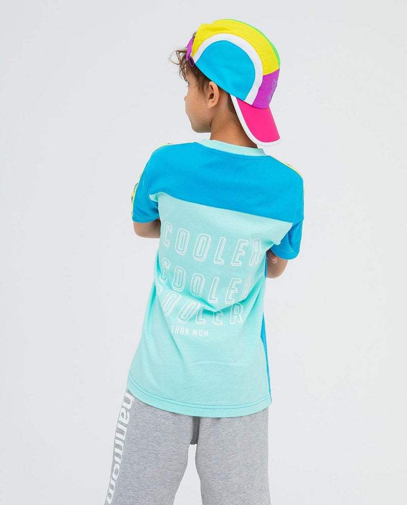 [Out of Stock] Vivid Color Block Cap