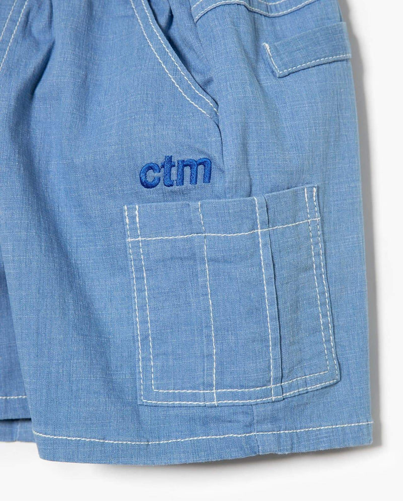 [Out of Stock] CTM Gym Shorts