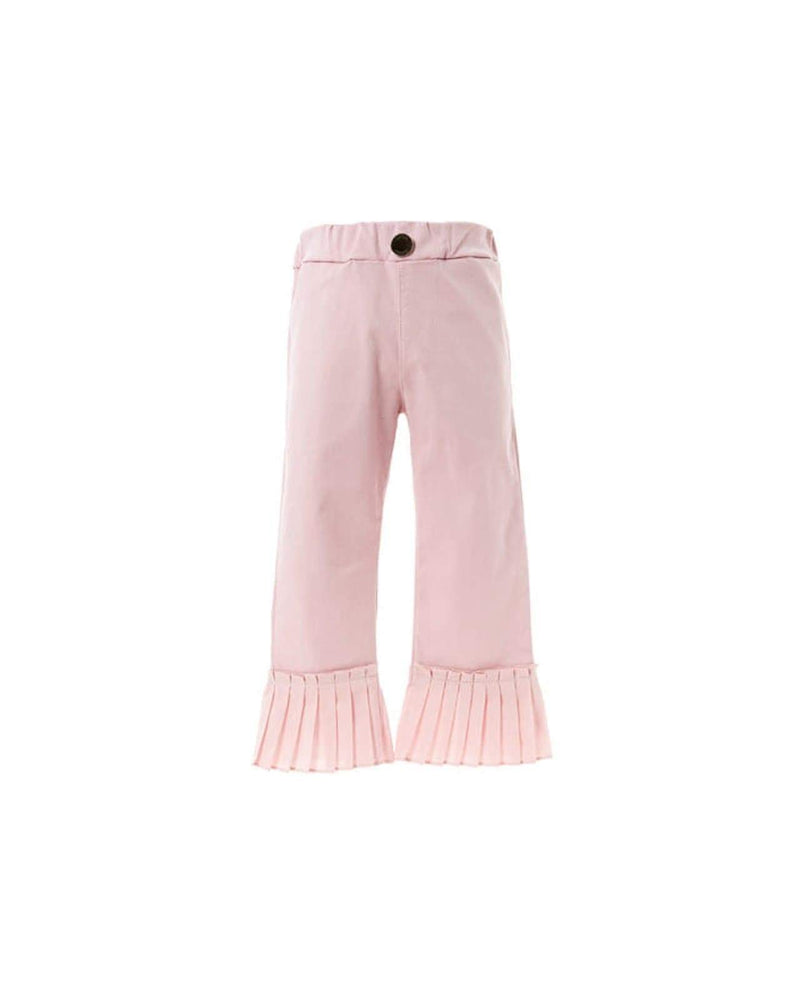 [Out of Stock] Pleated Cotton Pants