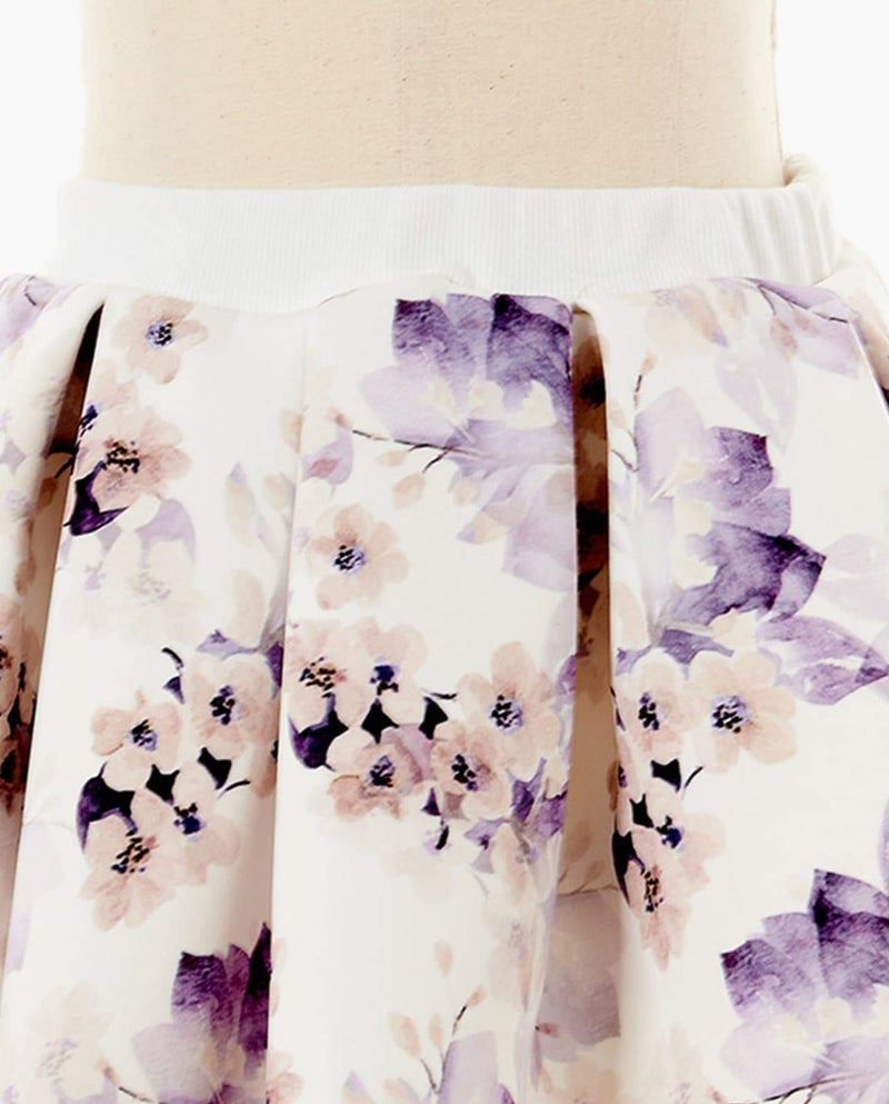[Out of Stock] My Garden Neoprene Skirt