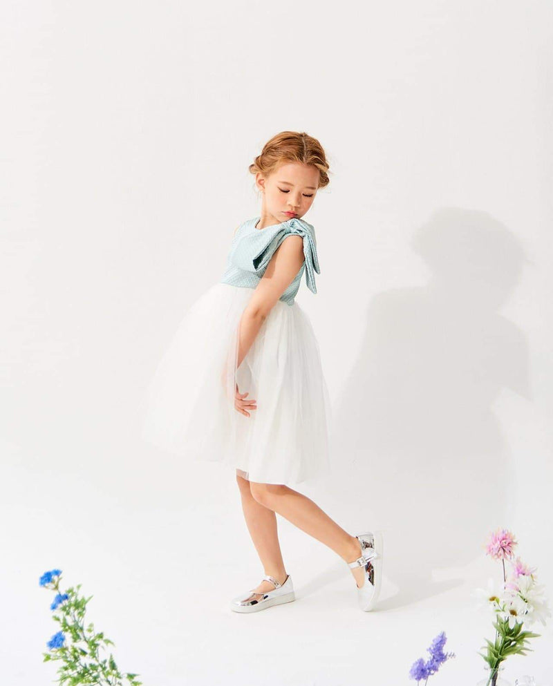 [Out of Stock] Icy Rose Dress