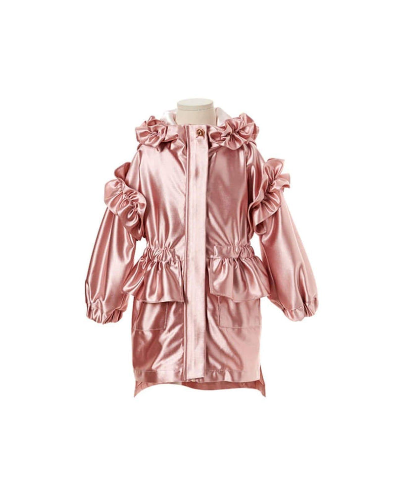 [Out of Stock] Sunshine Trench Coat