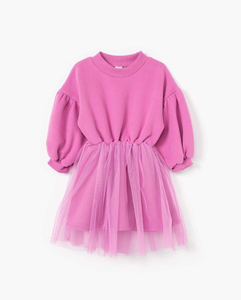 [Out of Stock] Sweatshirt Fairy Dress