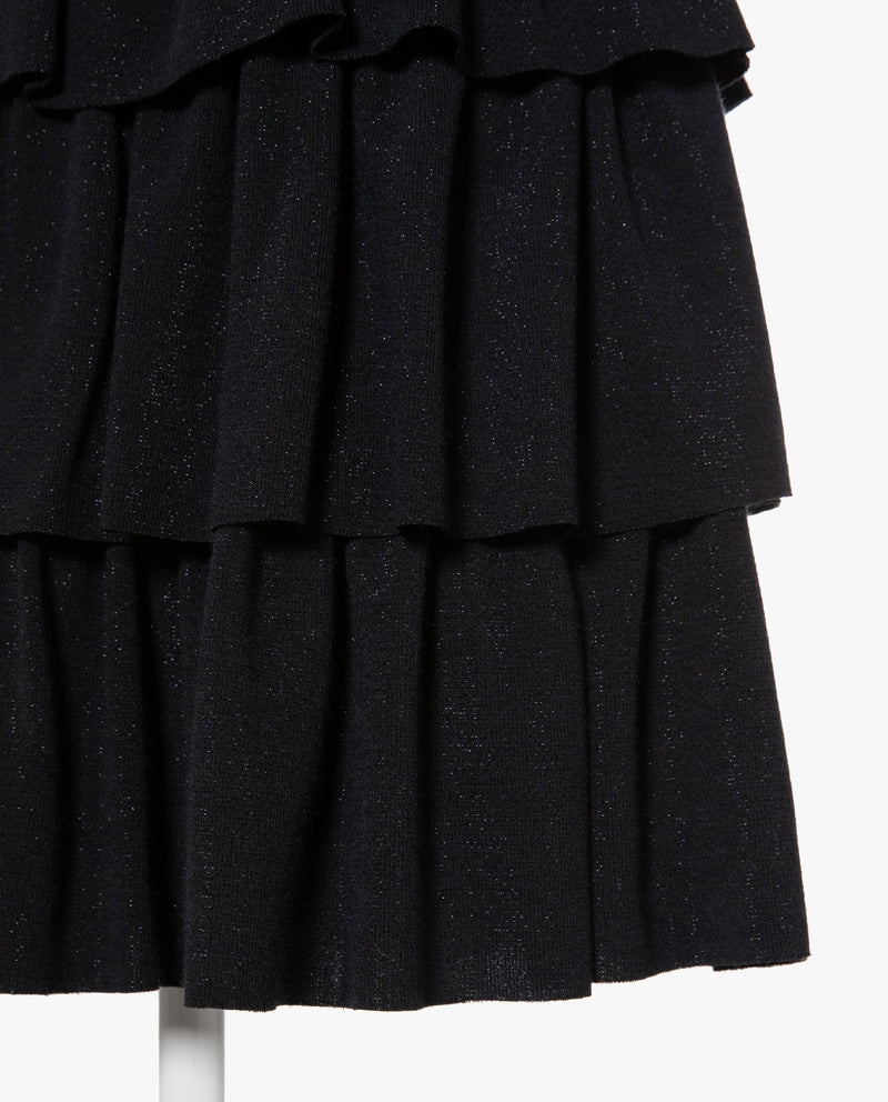 [Out of Stock] Triple Tiered Can-can Skirt
