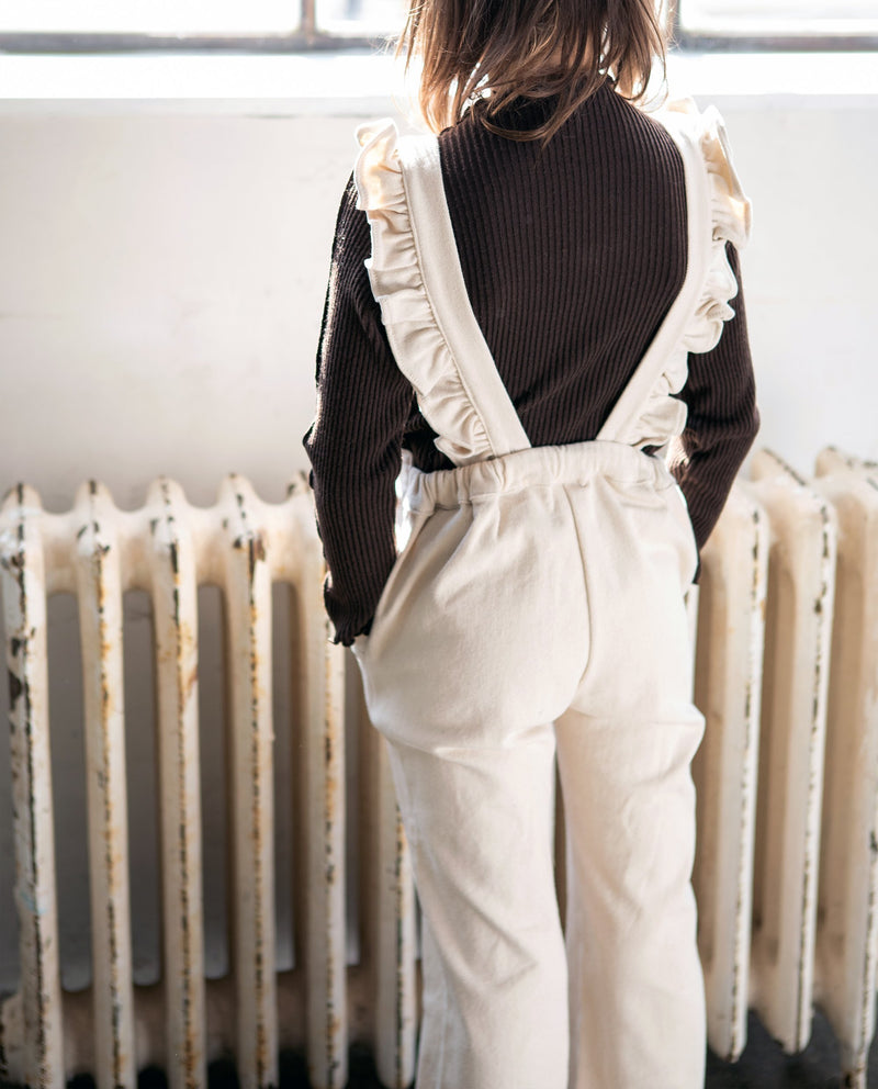 [Out of Stock] Ruffled Jumpsuit