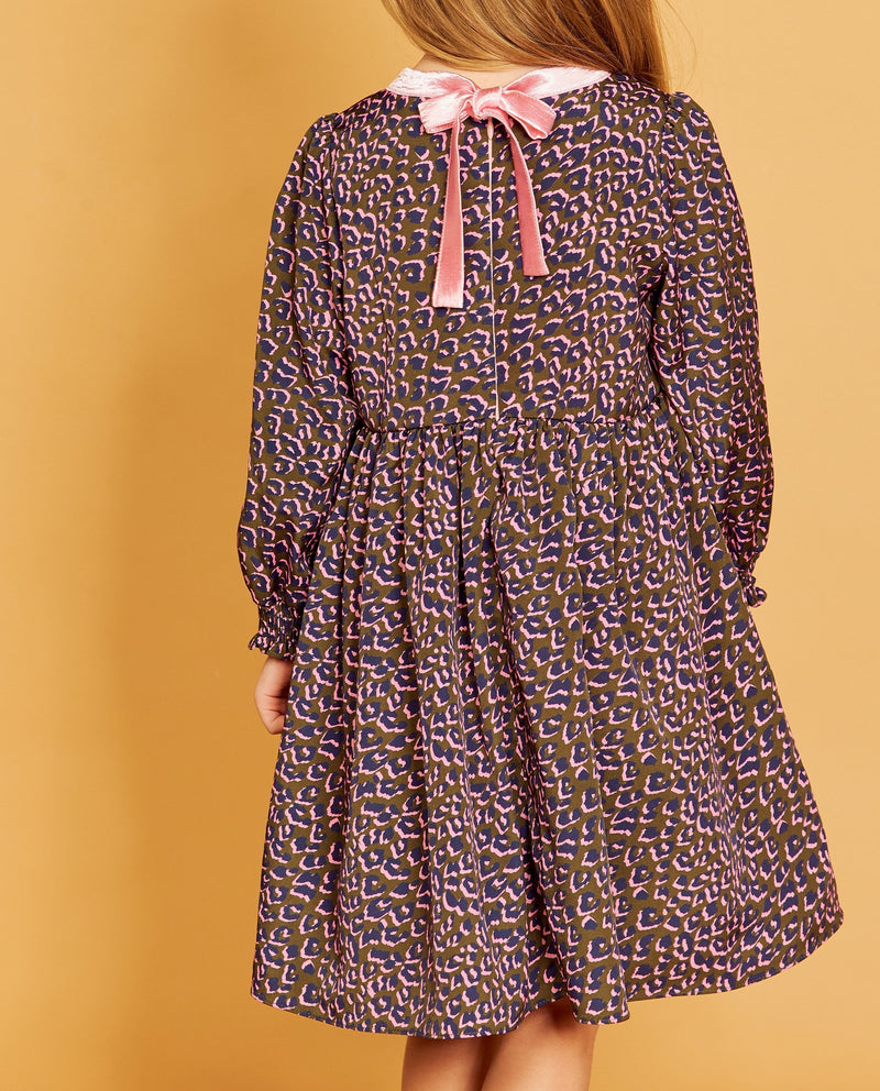 [Out of Stock] Lady Leopard Dress