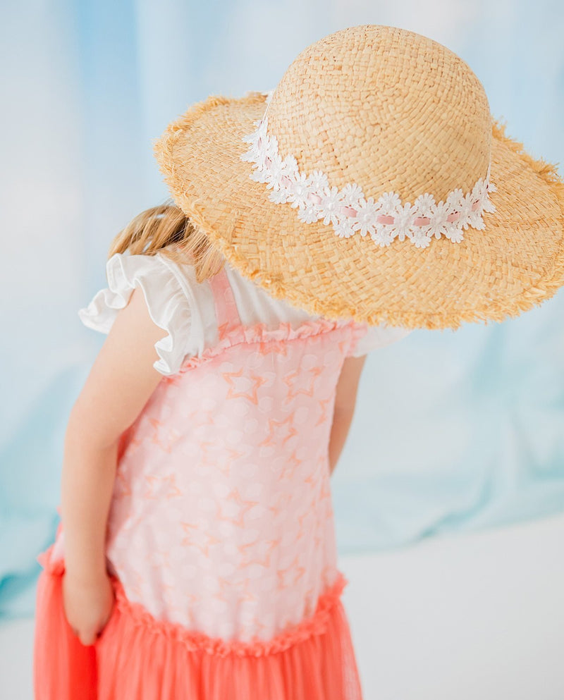 [Out of Stock] Daisy Sun Hat