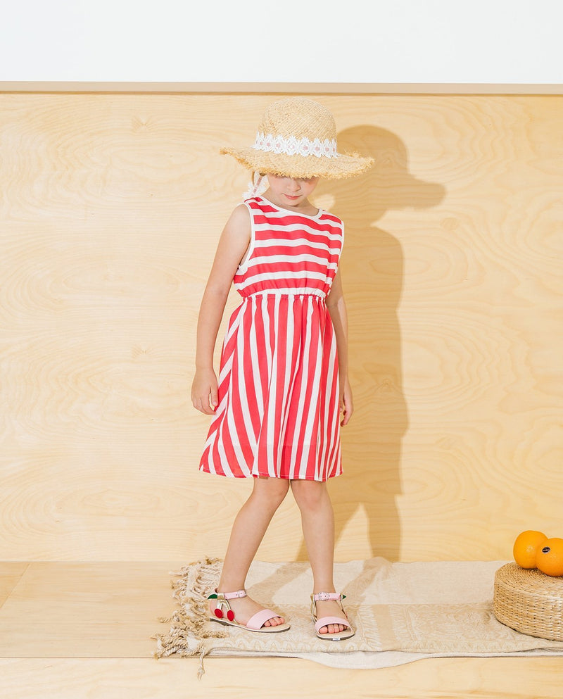 [Out of Stock] Toddler Girl Santorini Dress