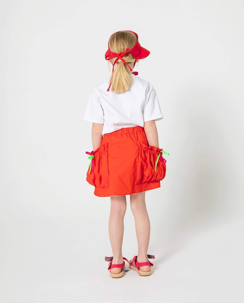 [Out of Stock] Puffy Pocket Skirt
