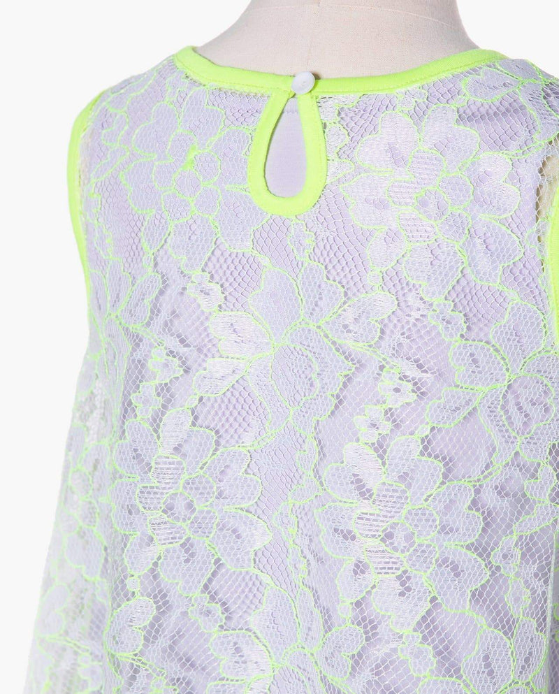 [SET] Spring Neon Two-piece