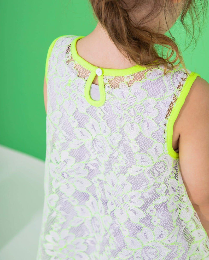 [Out of Stock] [SET] Spring Neon Two-piece